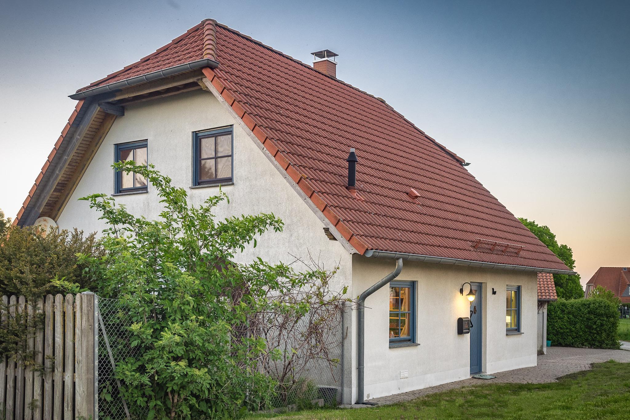 Reserviert Holtensen Junges Einfamilienhaus Mit Kamin Terrasse